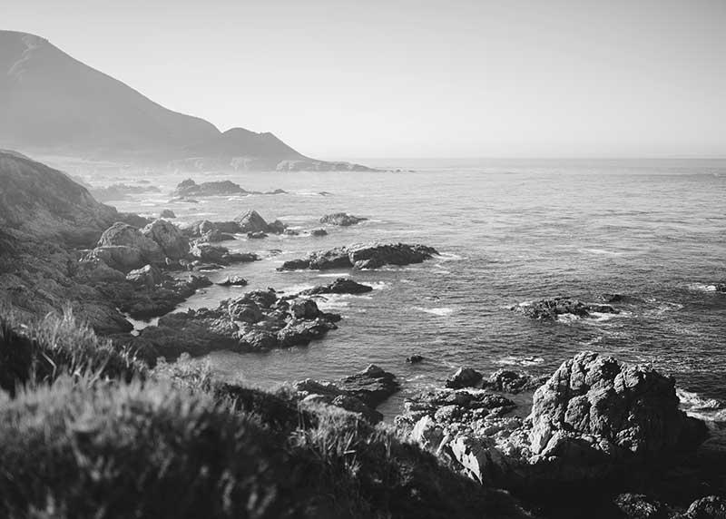 Monterey ocean