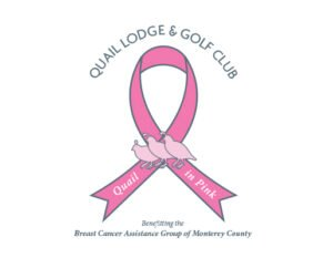 Quail in Pink Logo